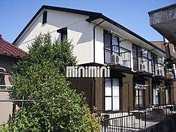 ノーブルサンMJ A棟[2階]の外観