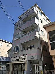 レジデンスサンワ[4階]の外観