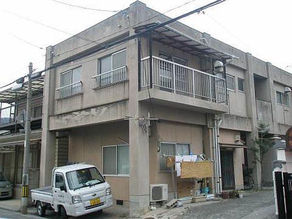 広島県呉市阿賀中央7丁目の賃貸アパート