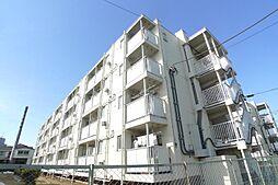 千葉県流山市江戸川台東3丁目の賃貸マンションの外観