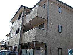 愛媛県松山市余戸中2丁目の賃貸マンションの外観