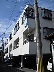 プチシャトー紫野[3階]の外観