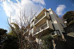 曽和山マンション[2階]の外観