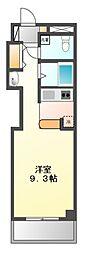 ダイワティアラ津田沼III[4階]の間取り