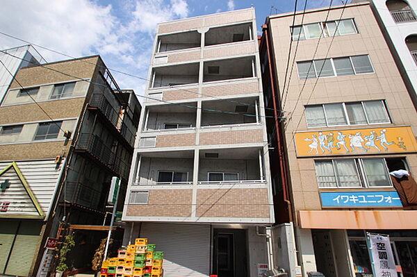 広島県広島市中区西平塚町の賃貸マンション
