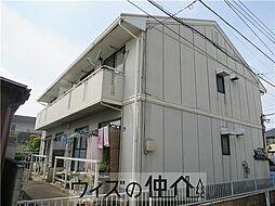 リバーサイド松村[201号室]の外観