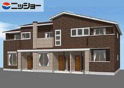 レジデンス・サンリット B棟[1階]の外観