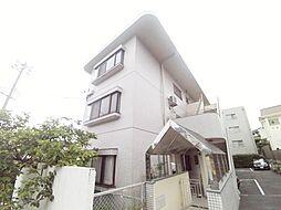 兵庫県神戸市東灘区住吉山手2丁目の賃貸マンションの外観