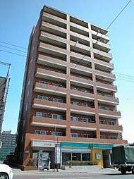 北海道札幌市西区琴似二条7丁目の賃貸マンションの外観