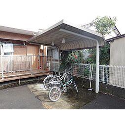 静岡県静岡市葵区与一1丁目の賃貸アパートの外観