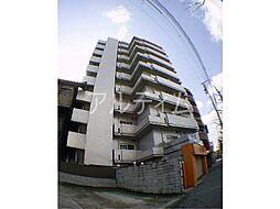 京都府京都市下京区平居町の賃貸マンションの外観
