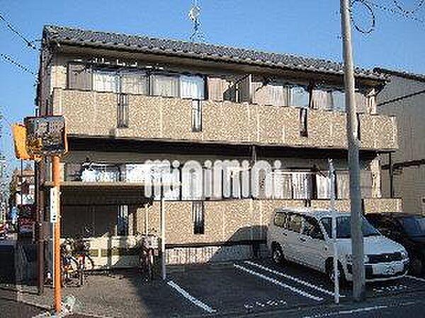 グローリーハイツA棟 2階の賃貸【愛知県 / 名古屋市南区】