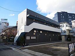 愛知県名古屋市熱田区四番1丁目の賃貸アパートの外観