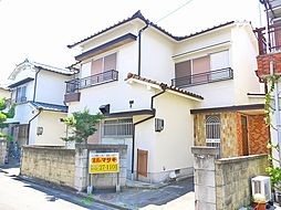 [一戸建] 奈良県奈良市南京終町3丁目 の賃貸【/】の外観