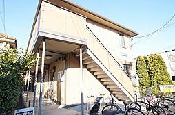 神奈川県川崎市川崎区日ノ出2丁目の賃貸アパートの外観