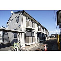 コンフォート青柳[1階]の外観