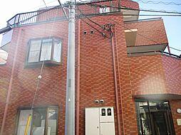 クレセントユニ二子新地[205号室]の外観