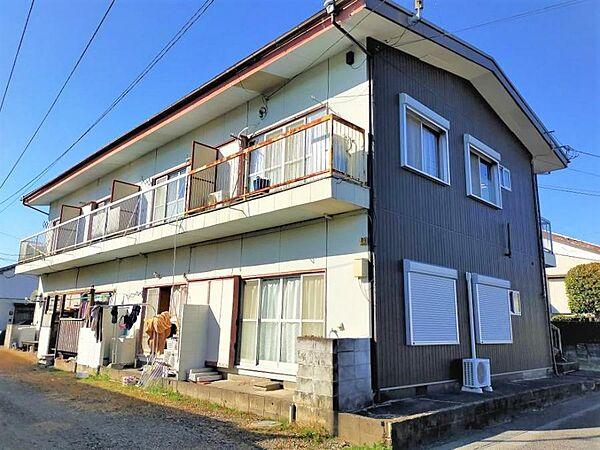 日高アパート 2階の賃貸【宮崎県 / 宮崎市】