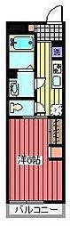 K'sマンション幸町II[1階]の間取り