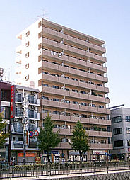 「ライオンズマンション西陣南」[3階]の外観