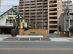 愛知県名古屋市中区正木2の賃貸マンションの外観