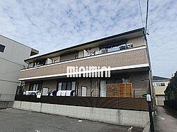 CASA・A[1階]の外観