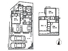 E号棟建物プラン 建物価格1、070万円(税込)