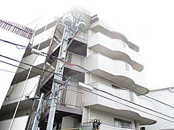 大阪府寝屋川市大成町の賃貸マンションの外観