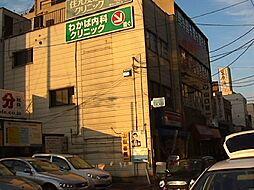 田中ビル[3階]の外観