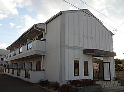 兵庫県赤穂市加里屋の賃貸アパートの外観