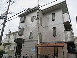 戸伏サンハイツ[1階]の外観
