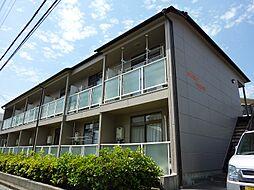 大阪府豊中市柴原町4丁目の賃貸アパートの外観