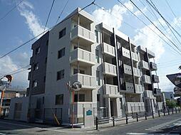 福岡県糟屋郡志免町南里2丁目の賃貸マンションの外観