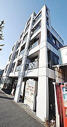 東京都小金井市前原町1丁目の賃貸マンションの外観