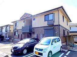 三重県桑名市陽だまりの丘7丁目の賃貸アパートの外観