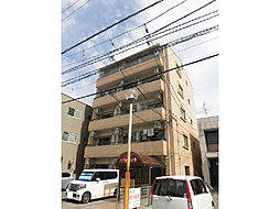 愛媛県松山市山越6丁目の賃貸マンションの外観