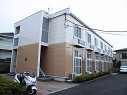 神奈川県座間市立野台3丁目の賃貸アパートの外観