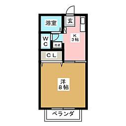 土岐市駅 3.8万円