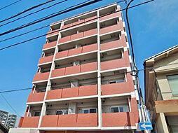福岡県北九州市戸畑区千防1丁目の賃貸マンションの外観