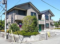 大阪府豊中市本町5丁目の賃貸アパートの外観