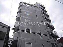 エスポアール京橋II番館[8階]の外観
