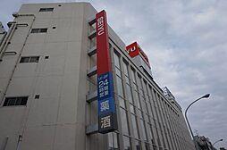 CASAR武蔵新城[2階]の外観