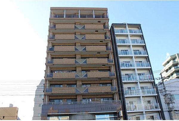 KAIZOビル 6階の賃貸【広島県 / 広島市中区】