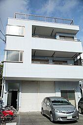 静岡県静岡市葵区弥勒2丁目の賃貸アパートの外観