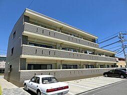 愛知県清須市阿原宮東の賃貸マンションの外観