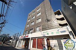 兵庫県明石市西明石北町2丁目の賃貸マンションの外観