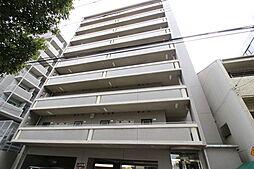 リバーサイド堺町[4階]の外観