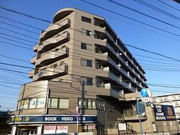 パストラルハイム三喜[5階]の外観