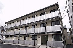 レオパレスクレストコート[2階]の外観