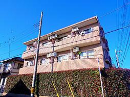 サンパレス東所沢[1階]の外観